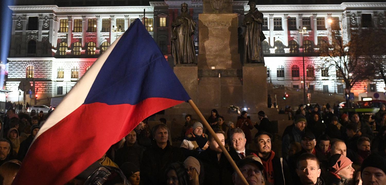 a8716b7f882 Na den výročí Sametové revoluce se chystají demonstrace proti Babišovi