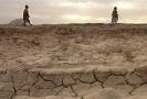 Suché pole v Afghánistánu.