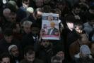 Stovky lidí se shromáždily, aby vykonali modlitbu za zavražděného novináře Džamála Chášukdžího.