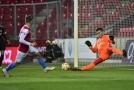 Slavia si snadno doma poradila s druholigovou Chrudimí.