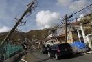 Hurikán Irma v roce 2017 poškodil velkou část místní infrastruktury na ostrově Anguilla.