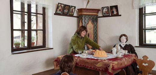 Dlaskův statek každoročně připravuje vánoční výstavu.