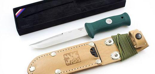 Nůž UTON používají vojáci či policisté.