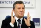 Bývalý ukrajinský prezident Viktor Janukovyč v roce 2014 uprchl ze země.