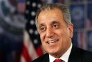 Americký vyjednavač Zalmay Khalilzad.