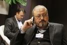 Zavražděný novinář Džamál Chášukdží.