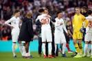 Angličtí fotbalisté otočili v Lize národů utkání s Chorvatskem a po výhře 2:1 ovládli skupinu A4 před Španělskem.