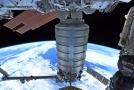 Mezinárodní vesmírná stanice ISS.
