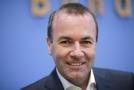 Lídr kandidátky evropských lidovců Manfred Weber.