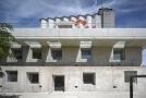 Českou cenu za architekturu má stavba ze surového betonu.