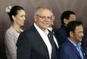 Australský premiér Scott Morrison odmítá podpis migračního paktu OSN.