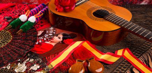 Prague participates in the celebration of International Flamenco Day.