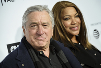 Robert De Niro a Grace Hightower.
