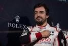 OBRAZEM: To je čest! McLaren připravila pro Alonsa krásné překvapení.