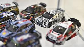 Výstava mapuje historii a současnost soutěžních vozů Škoda.