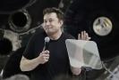 Americký podnikatel a miliardář Elon Musk.