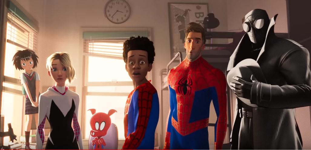 Novy Animovany Spider Man Prvni Kritiky Doslova Uchvatil Tyden Cz