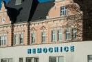 Soukromá nemocnice ve Frýdlantu, kde k otravám operovaných pacientů došlo.