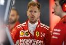 Sebastian Vettel se v Itálii ocitl po palbou kritiky.