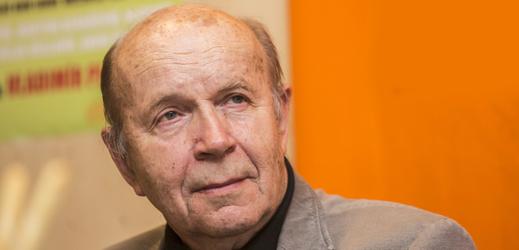 Cestovatel a spisovatel Vladimír Plešinger.