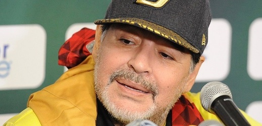 Diego Maradona to tentokrát opravdu přehnal.