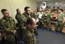 Vojáci ze 74. lehkého motorizovaného praporu Bučovice hromadně darovali krev.