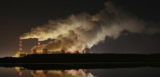 Emise CO2 by měly letos vzrůst o 2,7 procenta.