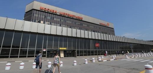 Největší ruské letiště Šeremeťjevo.