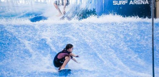 Surf Arena.