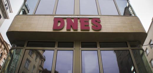 Regionální redakce MF DNES, Brno.