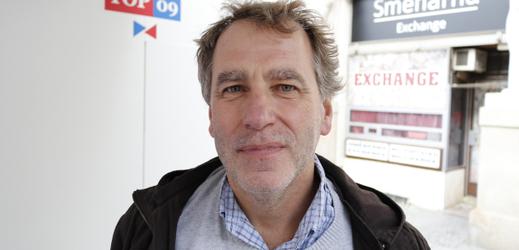Europoslanec Luděk Niedermayer (TOP 09).