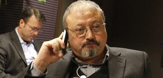 Džamál Chášukdží.
