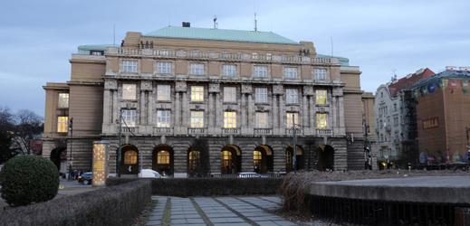 Filozofická fakulta Univerzity Karlovy na náměstí Jana Palacha v Praze.