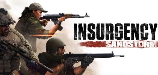 Brzy vyjde on-line akce Insurgency: Sandstorm, tento víkend si ji můžete zdarma vyzkoušet