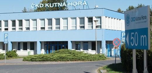 Výroba v závodech ČKD Kutná Hora pokračuje.