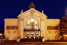 Východočeské divadlo v Pardubicích.