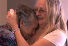 Matka a dcera se viděly poprvé po 69 letech.