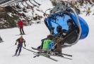 Špindlerův Mlýn zahájil lyžařskou sezonu.