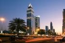 Dubaj, Spojené arabské emiráty.