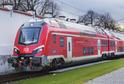 Patrový vlak Škoda pro Deutsche Bahn.