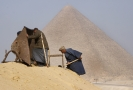Dánové vyšplhali na Velkou pyramidu, incident prošetří policie.