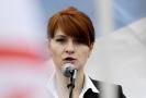Ruska Marija Butinová se hodlá přiznat k nezákonnému lobbingu.