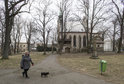 Chrudim získá Michalský park, kostel si církev ponechá.