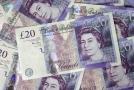Britská měna.