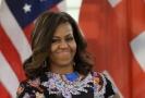 Bývalá americká první dáma Michelle Obamová.