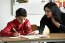 Pomoc asistentek pedagoga může být pro integraci romských dětí mnohdy klíčová.