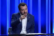Krajně pravicový buřič Salvini cílí na politický střed