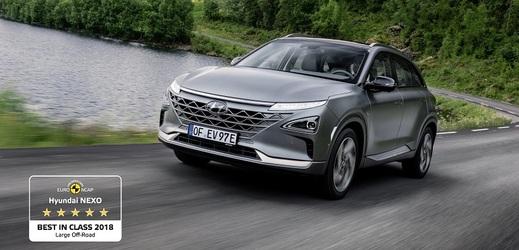 Vodíkový Hyundai NEXO.
