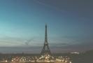 Pohled na Paříž.