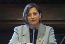 Bývalá předsedkyně katalánského parlamentu Carme Forcadellová.